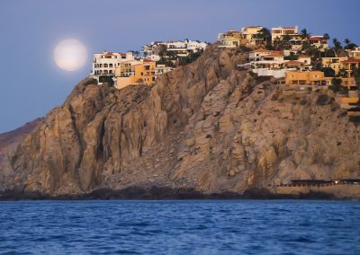 Full Moon over Pedregal