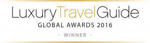 luxury travel guide award winner 2016