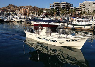 Our Boat El jefe