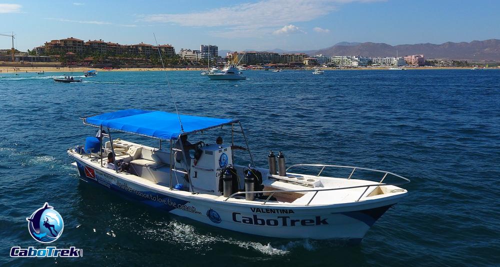 Valentina Boat Cabo Trek