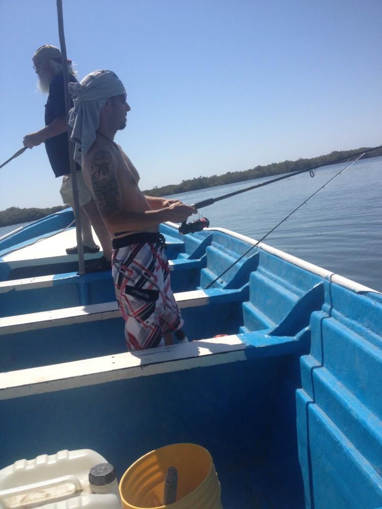 Fishing in Magdalena Bay