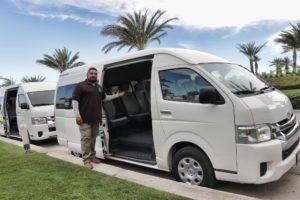 cheap transportation Cabo