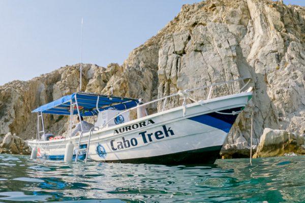 Cabo Trek Boat 1